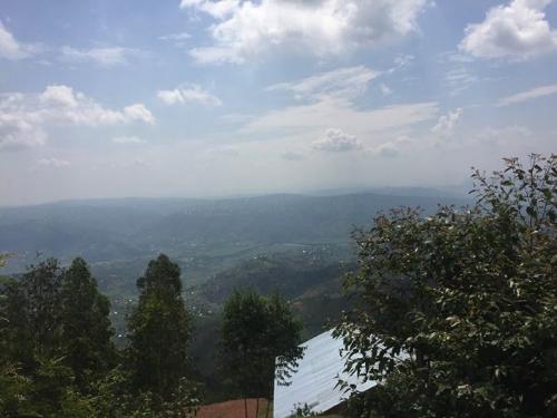 千の丘の国と呼ばれるルワンダ